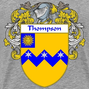 Thompson Coat of Arms/Family Crest - Men's Premium T-Shirt