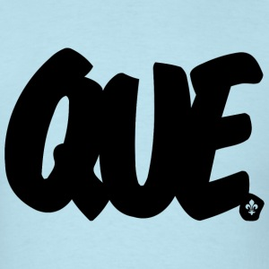 QUE Brushed W - Men's T-Shirt