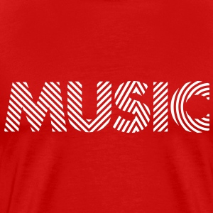 Music Hypno T-Shirts - Men's Premium T-Shirt