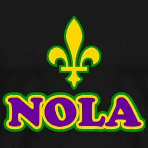 New Orleans T-Shirt - Men's Premium T-Shirt