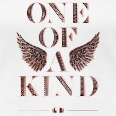 [G-Dragon] One Of A Kind Album Art Logo Women's T-Shirts