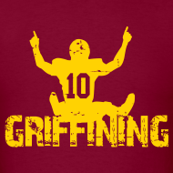 Design ~ Griffining Shirt on Red