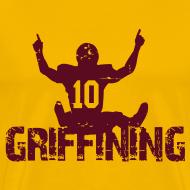 Design ~ Griffining Shirt on Gold