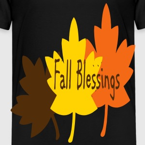 Fall Blessings - Toddler Premium T-Shirt