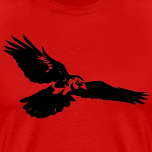 Flying Raven - Men's Premium T-Shirt
