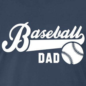Baseball DAD T-Shirt WN - Men's Premium T-Shirt