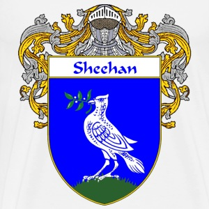 Sheehan Coat of Arms/Family Crest - Men's Premium T-Shirt