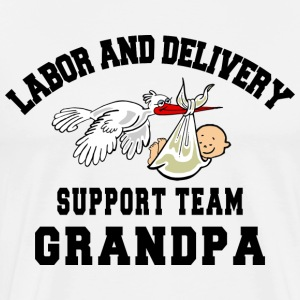 Grandpa To Be T-Shirt - Men's Premium T-Shirt