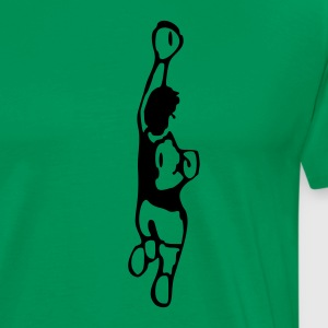 Little Mac T-Shirts - Men's Premium T-Shirt