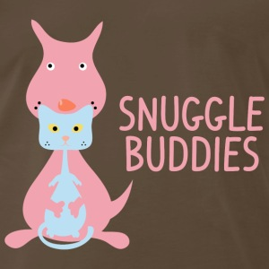 Snuggle Buddies T-Shirts - Men's Premium T-Shirt