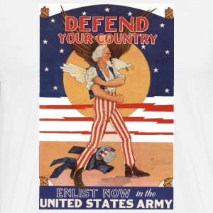 US Army Veteran Veterans Day T-Shirt - Men's Premium T-Shirt