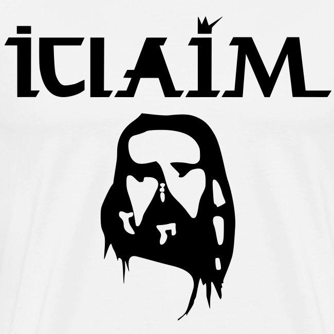ICLAIM Christ Optical Illusion 3XL & 4XL