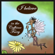 Design ~ Caffeine fairy