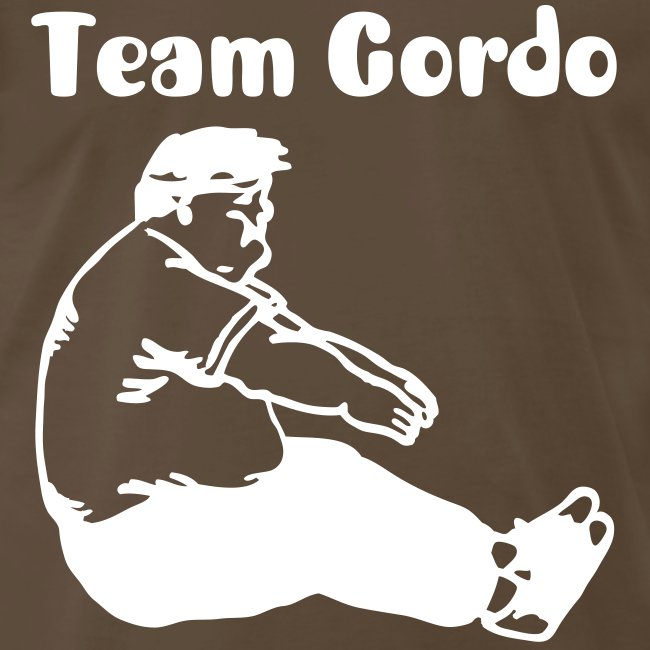 XXXL Team Gordo by @davemora