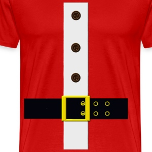 Santa's Coat T-Shirts - Men's Premium T-Shirt