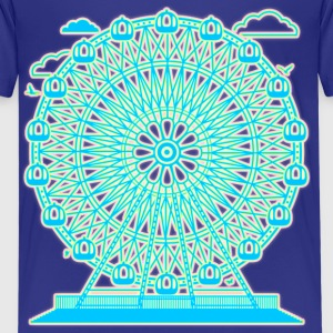 Ferris_Wheel - Kids' Premium T-Shirt