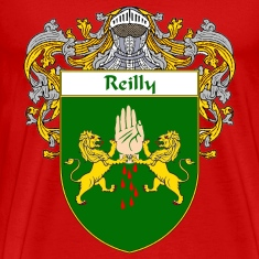 Reilly Coat of Arms/Family Crest