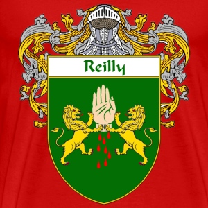 Reilly Coat of Arms/Family Crest - Men's Premium T-Shirt