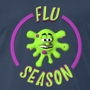 Flu - Men's Premium T-Shirt