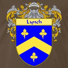 Lynch Coat of Arms/Family Crest