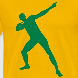 Usain Bolt - Men's Premium T-Shirt