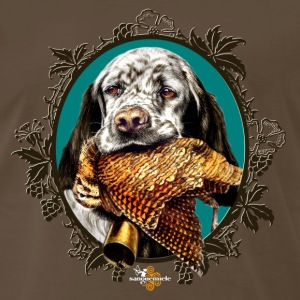 setter_and_woodcock T-Shirts - Men's Premium T-Shirt