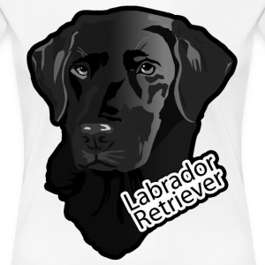 Retriever - Women's Premium T-Shirt
