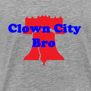 Washington Nationals Clown City T Shirt - Men's Premium T-Shirt