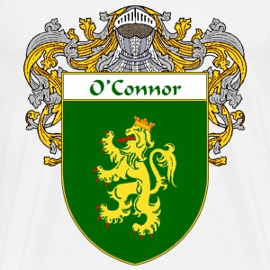 O'Connor Coat of Arms/Family Crest - Men's Premium T-Shirt