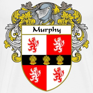 Murphy Coat of Arms/Family Crest - Men's Premium T-Shirt