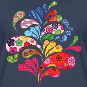 Colorful Art Women's T-Shirts - Women's Premium T-Shirt