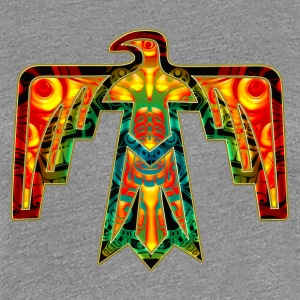 Sacred Thunderbird - symbol power &  strength Women's T-Shirts - Women's Premium T-Shirt