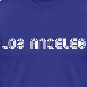 Los Angeles t-shirt - Men's Premium T-Shirt