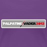 Design ~ Palpatine/Vader 2012 v1 Ladies