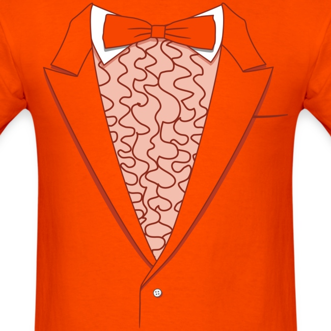 Lloyd Orange Tux