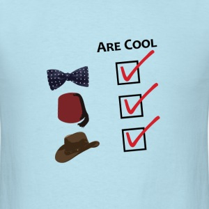 Things That Are Cool - Doctor Who | Robot Plunger  - Men's T-Shirt