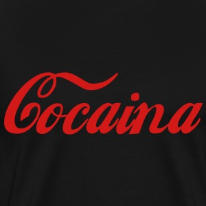 Cocaina T-Shirts - Men's Premium T-Shirt