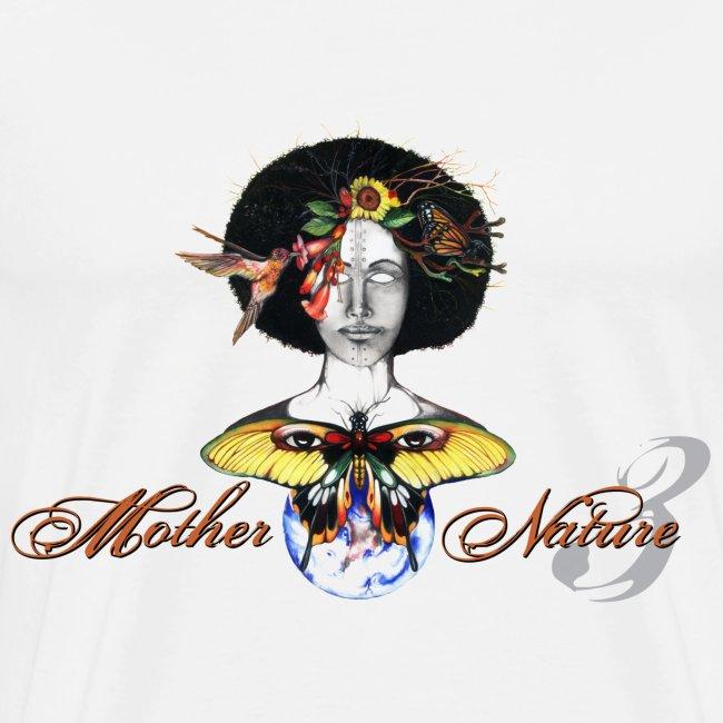 Mother Nature  III 2012  Unisex tee