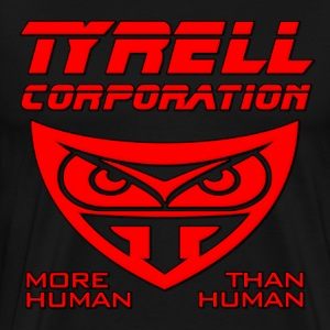 Tyrell Corporation Blade Runner T-Shirts - Men's Premium T-Shirt