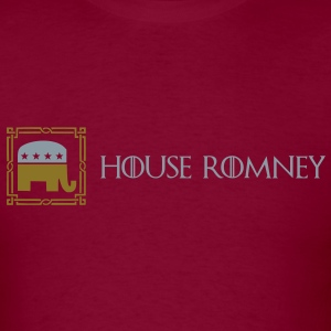 GoT - House Mitt Romney (Men's) - Men's T-Shirt