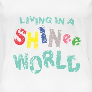 SHINee World (Women) - Women's Premium T-Shirt