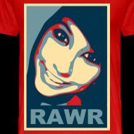 Design ~ Rawr status