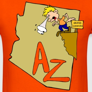 Arizona - Men's T-Shirt