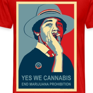Yes We Cannabis - Men's Premium T-Shirt