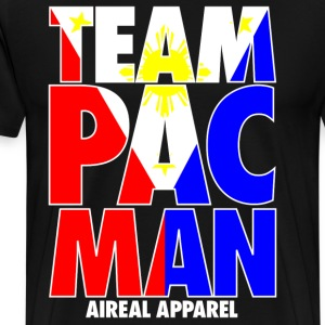 TEAM PACMAN Mens Tee Shirt by AiReal Apparel - Men's Premium T-Shirt