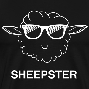 SHEEPSTER - Men's Premium T-Shirt
