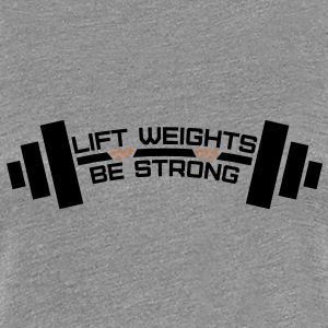 Weightlifting Women's T-Shirts - Women's Premium T-Shirt
