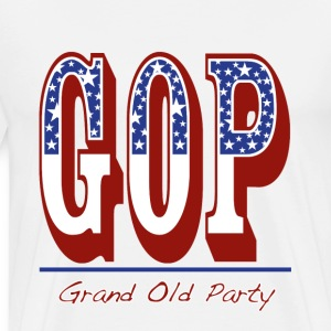 Grand Ol Party - T - Men's Premium T-Shirt