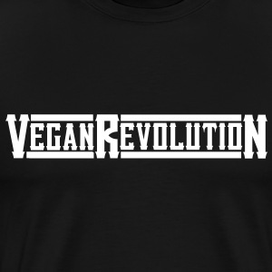 VEGAN REVOLUTION T-Shirts - Men's Premium T-Shirt