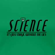 Design ~ Science! (Women's - Wider Options)